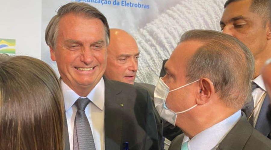Imagem: bolsonaro wellington Bolsonaro convida Wellington para ato de sanção de projeto das vacinas