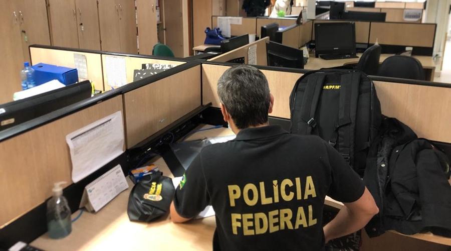Imagem: cc68b9cb 585d 4611 a26a c766525c5888 PF deflagra operação para apurar fraudes em contratos de Saúde