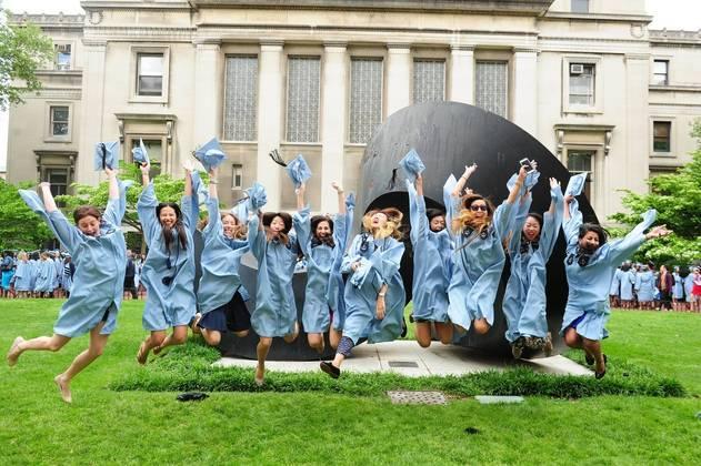 Imagem: columbia university Veja como estudar em universidades dos EUA sem sair de casa