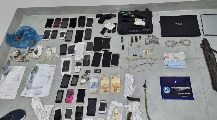 Imagem: escrivao sinop Escrivão é preso por desvios de apreensões de delegacia
