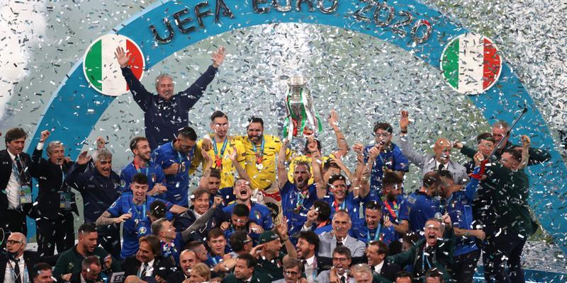 Imagem: eurocopa Veja os 5 torneios de futebol mais populares do mundo