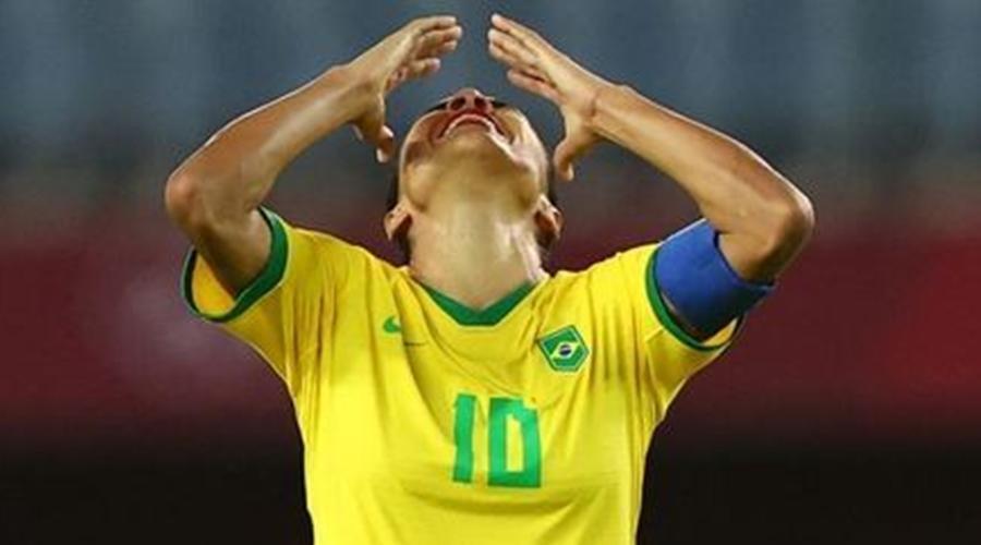 Imagem: futebol feminino olimpiadas 30072021080452607 Brasil perde nos pênaltis e está eliminado do futebol feminino