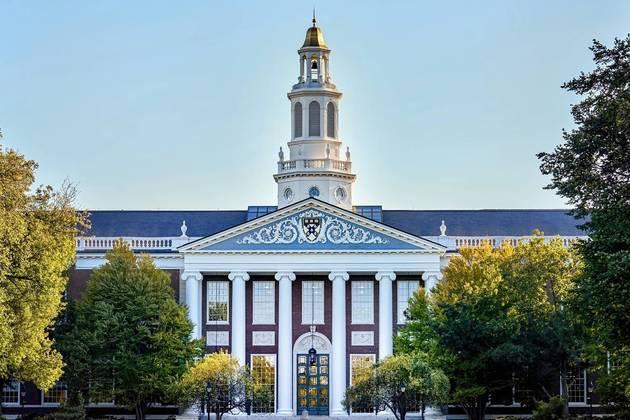 Imagem: harvard Veja como estudar em universidades dos EUA sem sair de casa