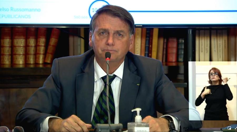 Imagem: jb 9 Bolsonaro admite que, se o povo quiser, volta o horário de verão