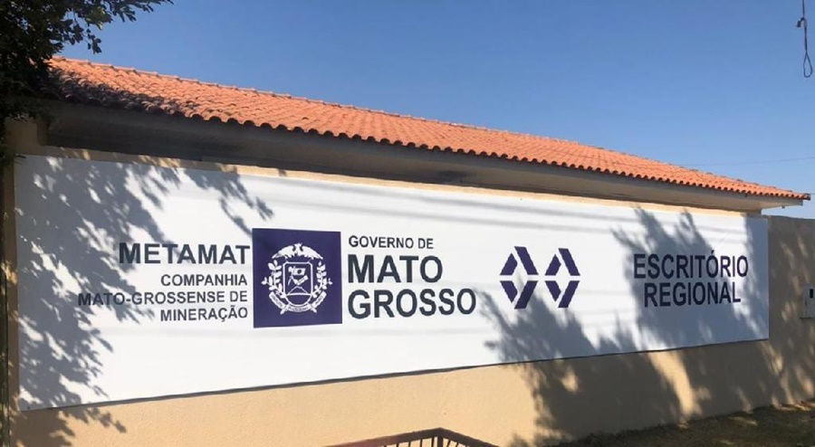 Imagem: metamat Metamat inaugura escritório regional em Guarantã do Norte