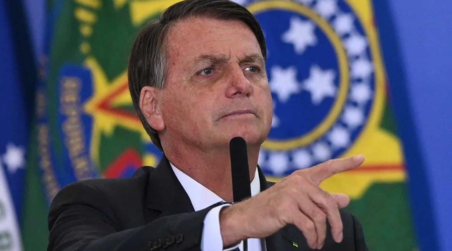 Imagem: naom 5ffdd933da47f Bolsonaro diz que não vai sancionar fundo eleitoral de R$ 5,7 bilhões