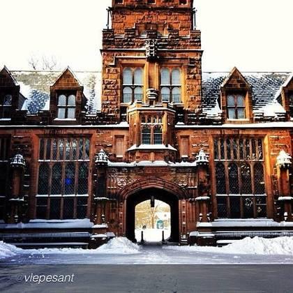 Imagem: princeton university Veja como estudar em universidades dos EUA sem sair de casa