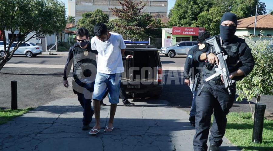 Imagem: prisao Detento morto na Mata Grande estava preso há menos de 15 dias