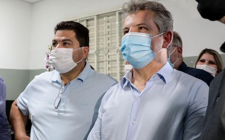 """Imagem: Cidinho e Mauro Cidinho sinaliza apoio do PSL e nega busca por """"nome do agro"""""""