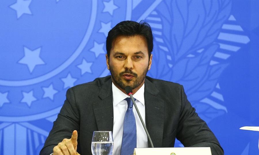 Imagem: Fabio Faria Ministro defende privatização dos Correios em pronunciamento