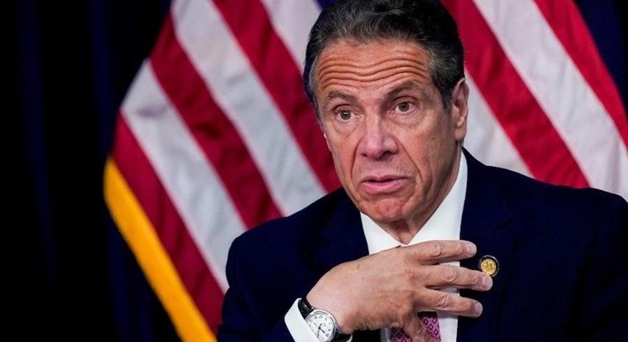 Imagem: Governador acusado Mais de 50% da população de Nova York é a favor a renúncia de governador