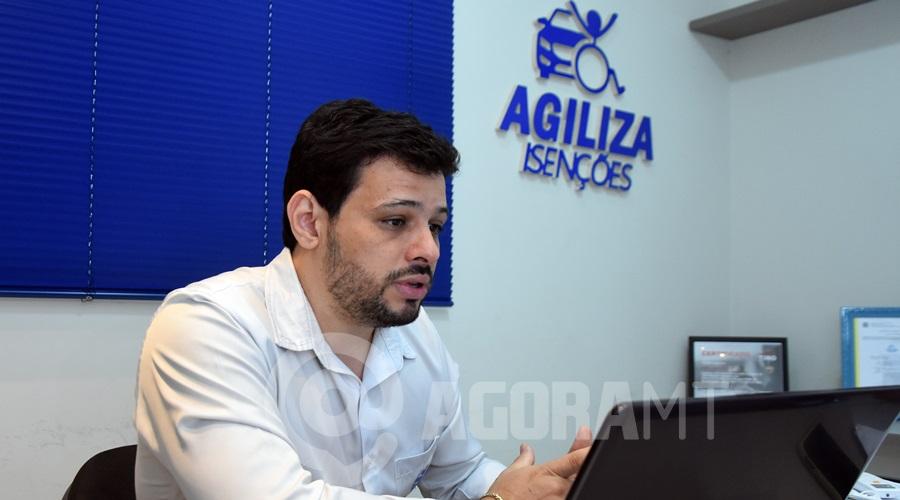 Imagem: Joao Leandro Agiliza isencoes Saiba como se livrar do Imposto de Renda com a Agiliza Isenções