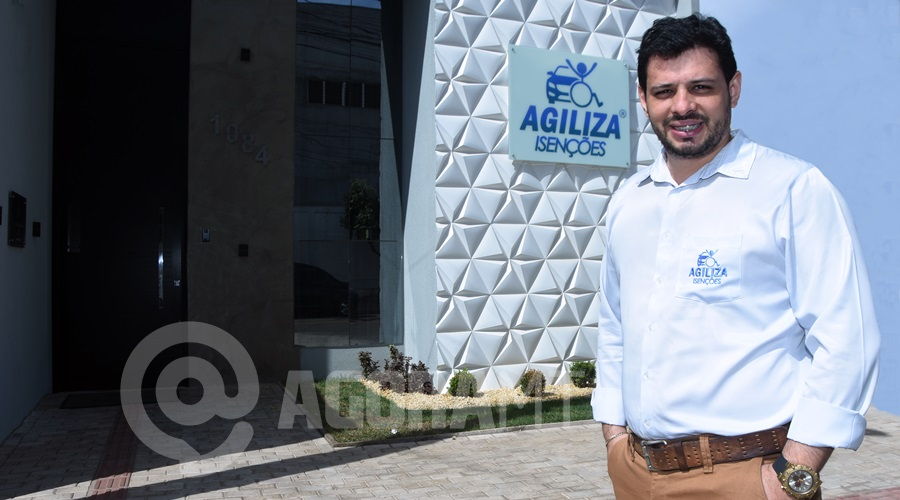 Imagem: Joao Leandro Diretor Saiba como se livrar do Imposto de Renda com a Agiliza Isenções