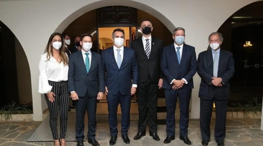 Imagem: Ministros da Casa Civil Ministros da Casa Civil discutem reajuste do Bolsa Família