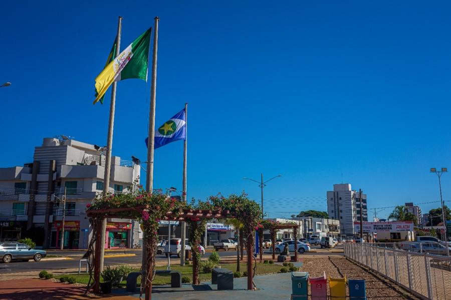 Imagem: Primavera Prefeitura de Primavera do Leste prepara grande ato cívico para o dia 07 de setembro