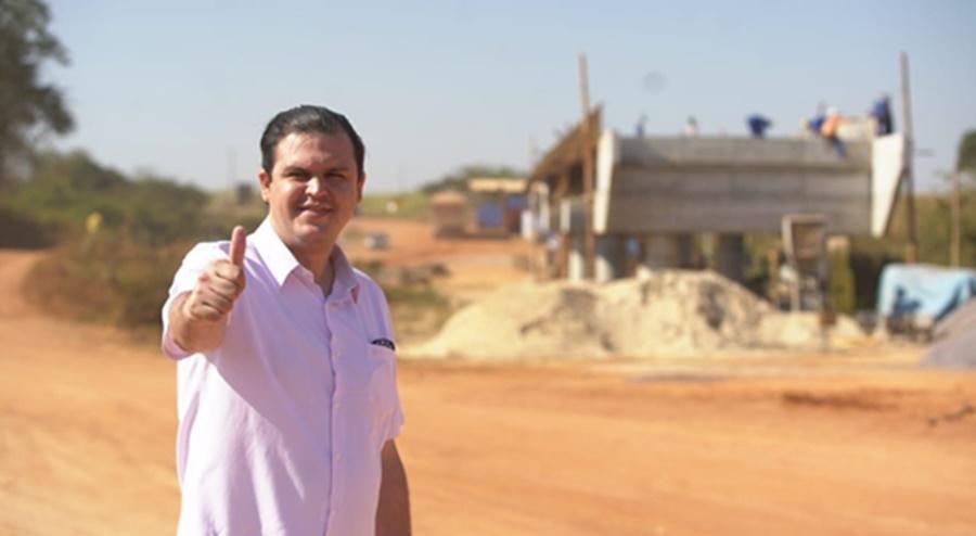 Imagem: Thiago Silva Thiago Silva destina emendas para o crescimento econômico da região do Araguaia