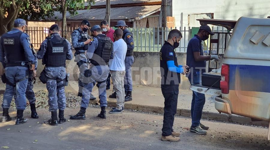 Imagem: homicidio tga.jpg1 Bandidos invadem construção e cortam cabeça da vítima na frente do pai