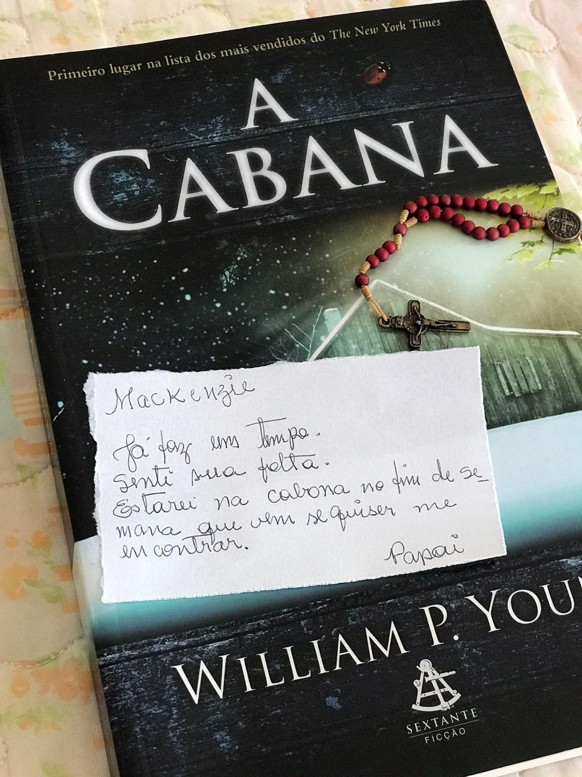 Imagem: livro a cabana.jpeg4 Vale a pena ler A Cabana? | Agora Livros