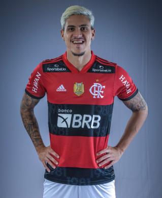 Imagem: pedro guilher Por que Pedro do Flamengo será o 9 brasileiro na Copa do Catar