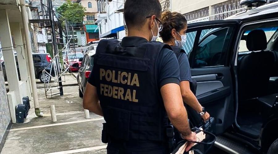 Imagem: Polícia Federal faz operação contra fraude no auxílio emergencial