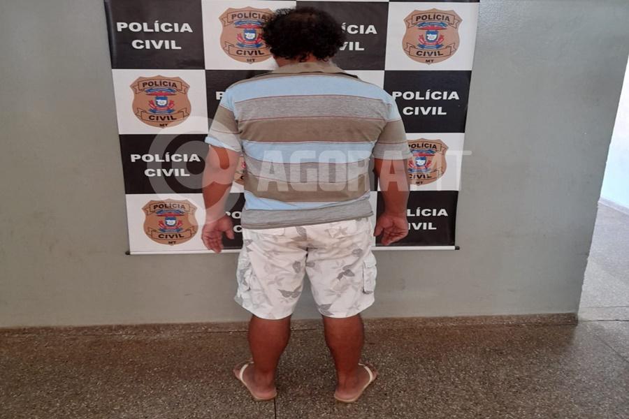 Imagem: Autor de tentativa de homicidio DHPP prende dono de oficina acusado de tentativa de homicídio contra cliente