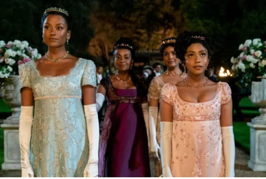 Imagem: Bridgerton2 Netflix libera imagens da 2ª temporada de Bridgerton