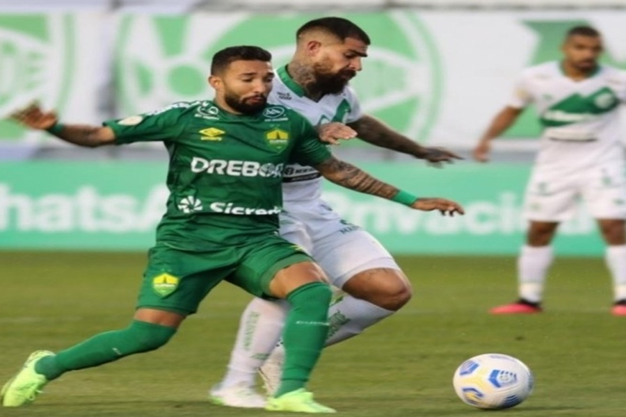 Imagem: Cuiaba e Juventude Cuiabá vence Juventude e segue na disputa para entrar no G6 do Brasileirão