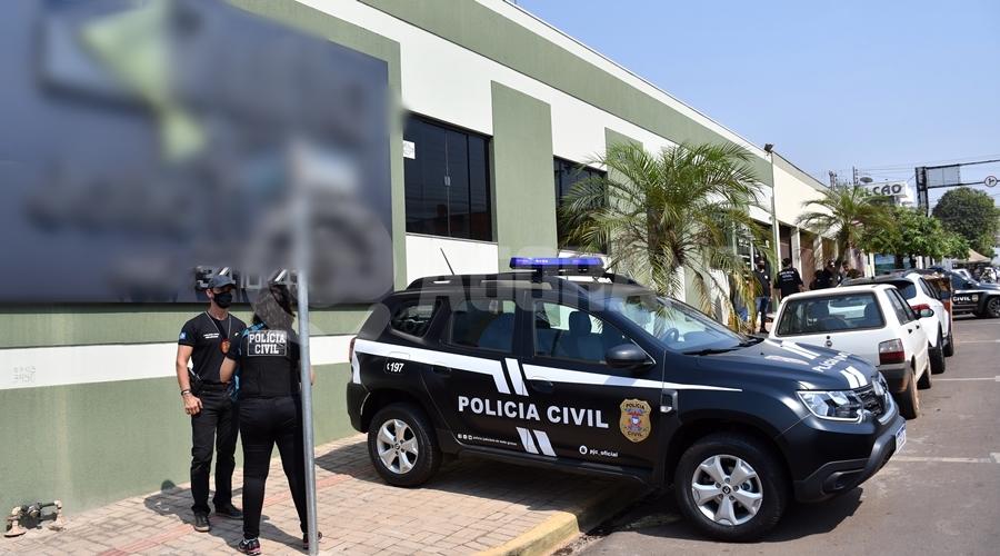 Imagem: Cumprimentos de mandados em empresa de Rooo Advogados de João Zuffo negam suspeitas e dizem que houve abuso de autoridade