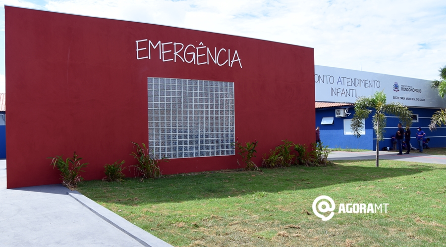 Imagem: Emergencia Pa Infantil Bebê de seis meses morre após se engasgar com leite