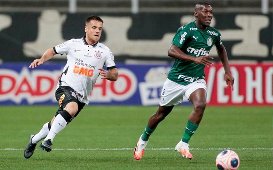 Imagem: Palmeiras e Corinthians Record vai transmitir Campeonato Paulista a partir de 2022