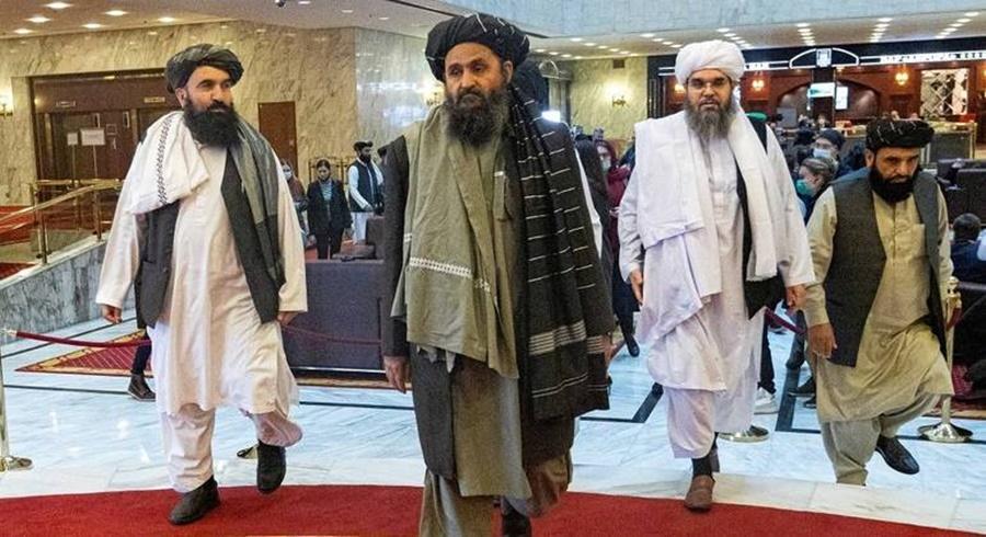 Imagem: Taliba 1 Líder do Talibã está entre as 100 pessoas mais influentes em 2021