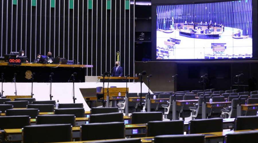 Imagem: camara deputados 1 Câmara pode votar hoje projeto que proíbe divulgação de 'rachas' na internet
