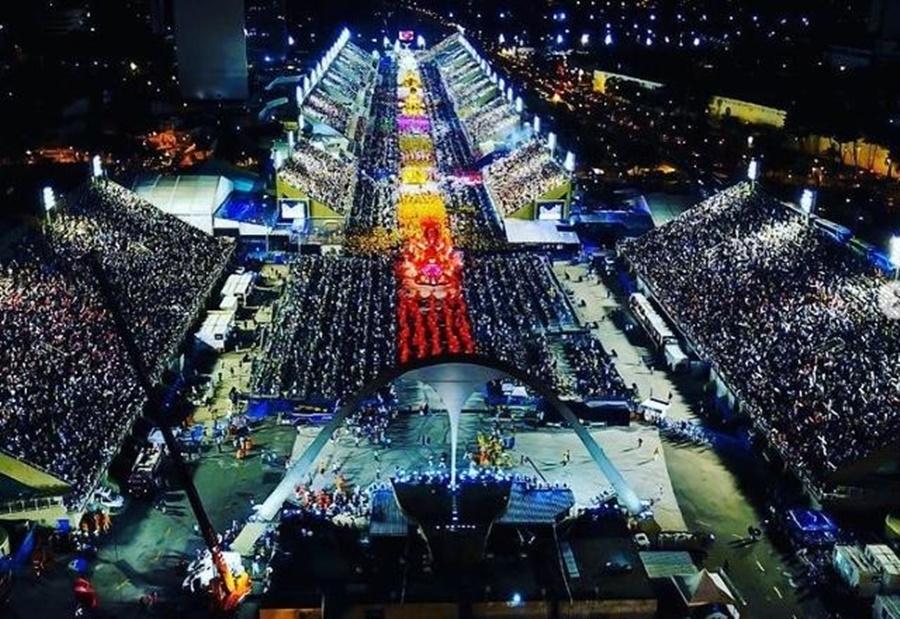 Imagem: carnaval Estudo mostra que carnaval do Rio só é seguro com 80% de brasileiros vacinados