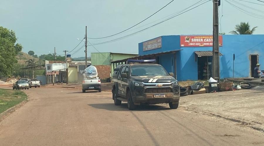 Imagem: confresa veranopolis Investigado por crimes ambientais em terra indígena é preso