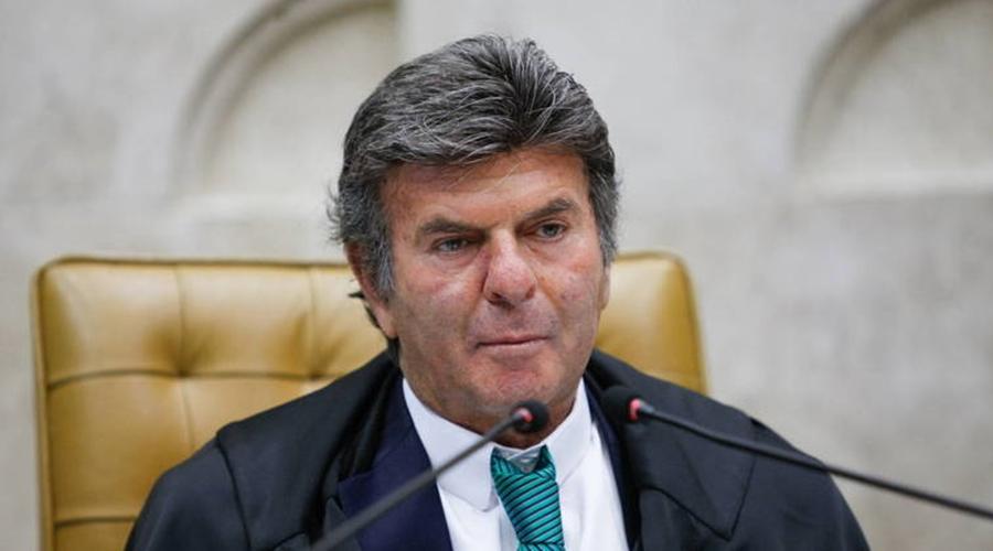 Imagem: divulgacao luiz fux 1500 29042021150248635 Fux convoca julgamento para analisar MP das redes sociais