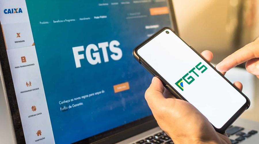 Imagem: fgts Saiba se vale a pena antecipar o saque-aniversário do FGTS
