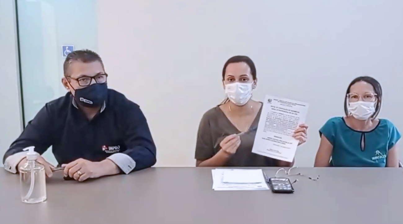Imagem: geane roberto Regras para eleição unificada do Sispmur, Impro e do Serv Saúde serão definidas hoje