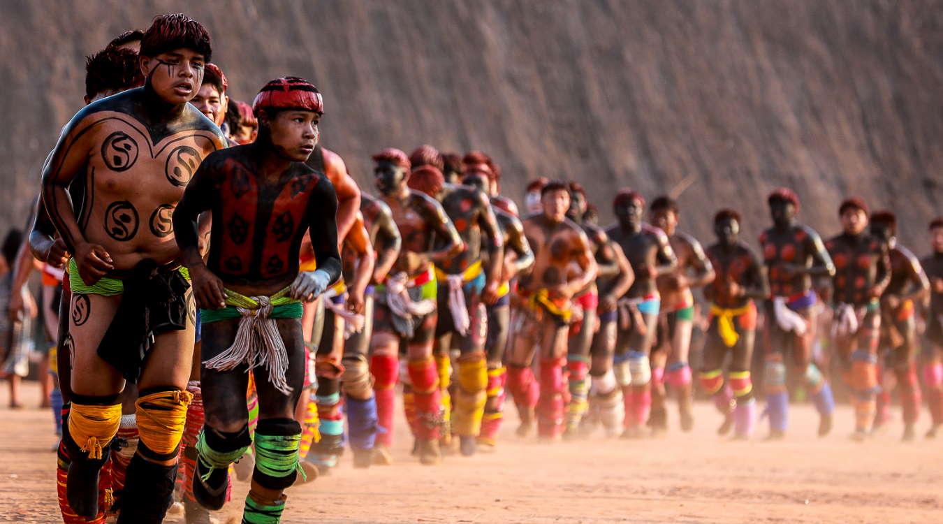 Imagem: indios mt Justiça Federal diz que índios devem ser consultados em Mato Grosso
