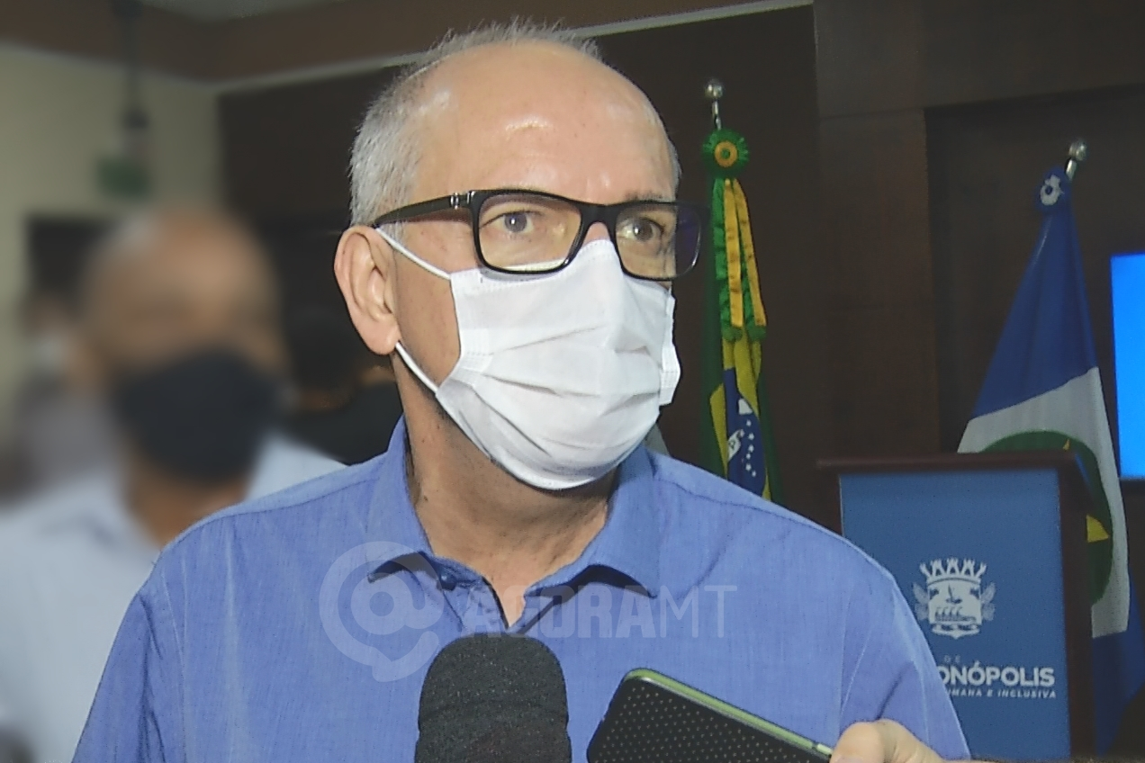 Imagem: jose carlos do patio Governador fala sobre cirurgias e anuncia R$ 61 milhões para obras nos distritos industriais