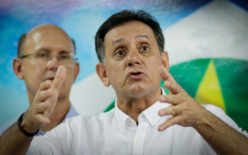 """Imagem: leitao PSDB defende candidatura própria e diz que """"ala do agro"""" apoia Leitão"""