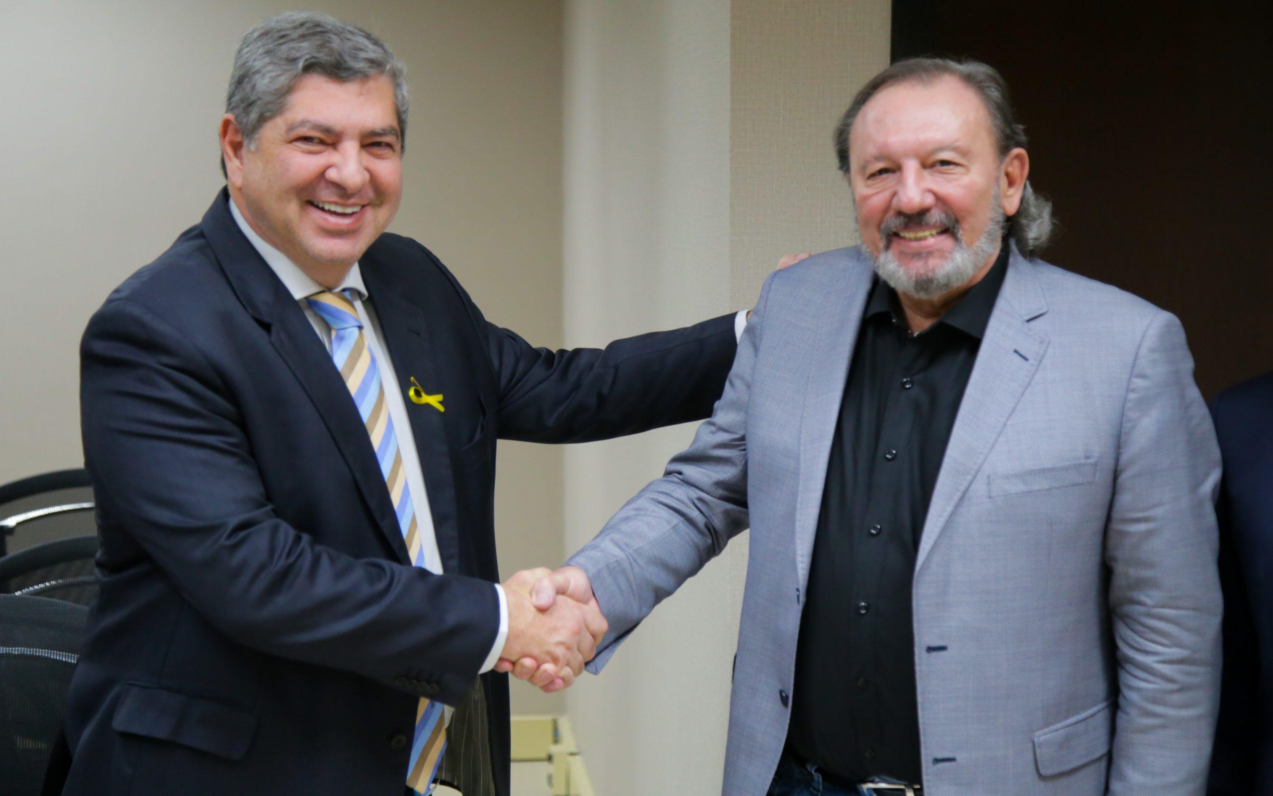 Imagem: maluf novelli scaled Maluf recua de disputa e Novelli será candidato único à presidência
