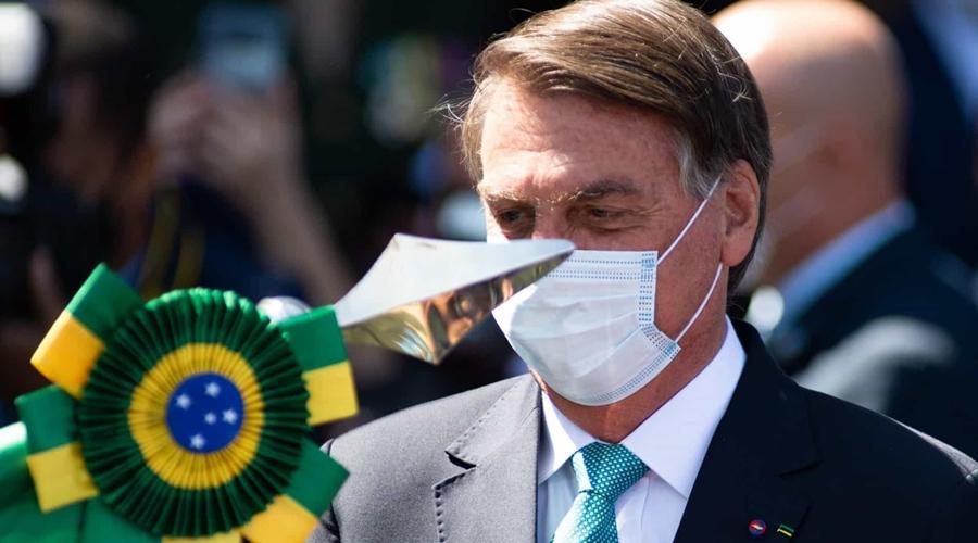 Imagem: naom 6128931b47e31 Pesquisa mostra que 53% reprovam atuação do presidente Jair Bolsonaro