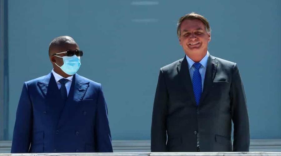 Imagem: naom 614c45d36c454 Governo gasta ao menos R$ 300 mil com viagem de 'Bolsonaro da África' ao Brasil