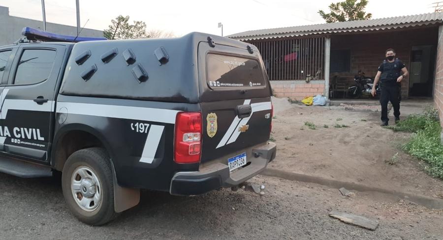 Imagem: op fechamento casa PC cumpre 48 mandados em operação contra organização criminosa