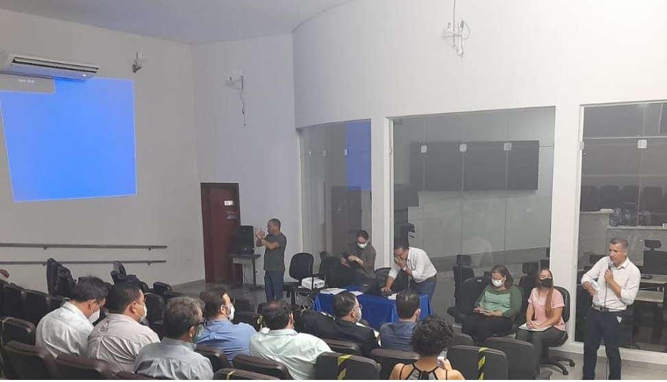 Imagem: runiao camara iptu Projeto que altera IPTU em Rondonópolis terá primeira votação hoje na Câmara