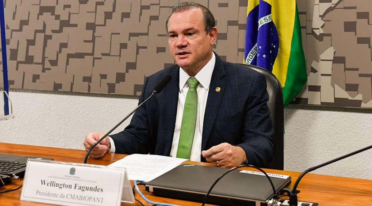Imagem: welington comissao pantanal Senado instala subcomissão permanente de proteção ao Pantanal