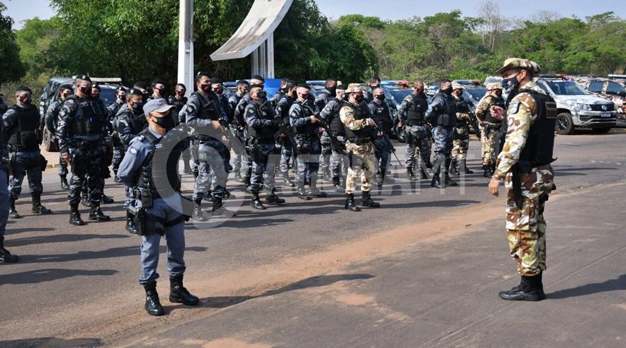 Imagem: 4e898b8c 6fd1 4916 a2f0 05d5d21e9cdc 'Operação Progressão I' é lançada para combater roubos e furtos de cargas