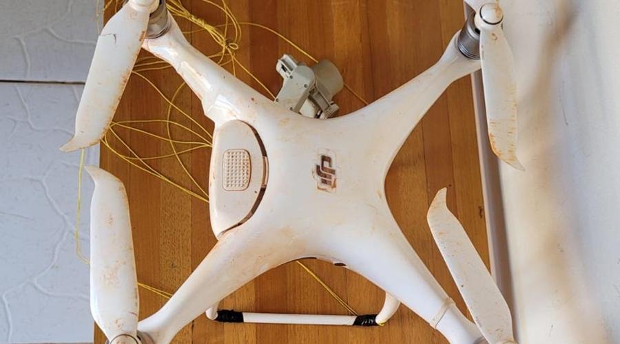 Imagem: 8778bc46 2397 431a 8408 8f7dd7917e29 Policiais penais impedem entrada de drones, celulares e drogas na Mata Grande