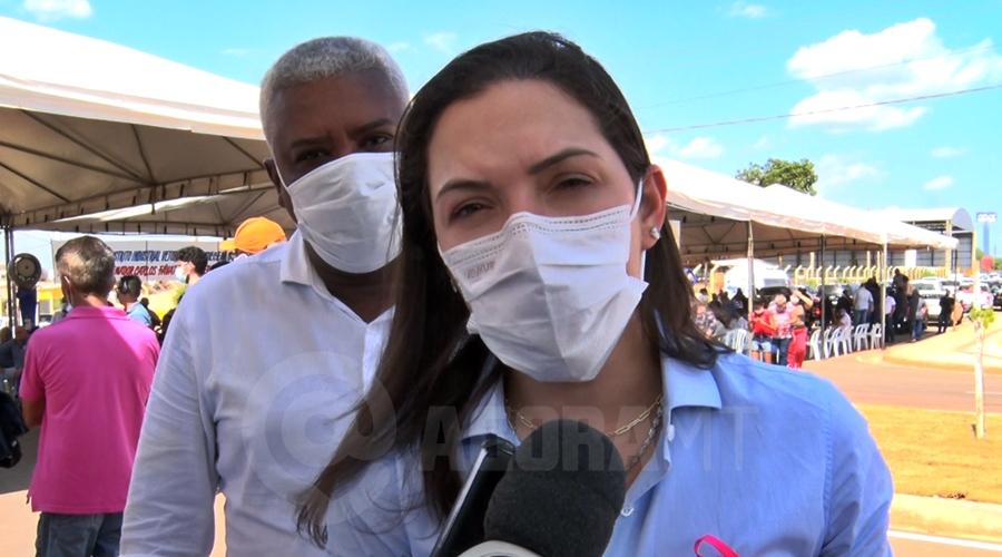 """Imagem: Dep Janaina Riva """"Rondonópolis é uma potência do nosso Estado"""", destaca Janaina em assinatura de convênio"""