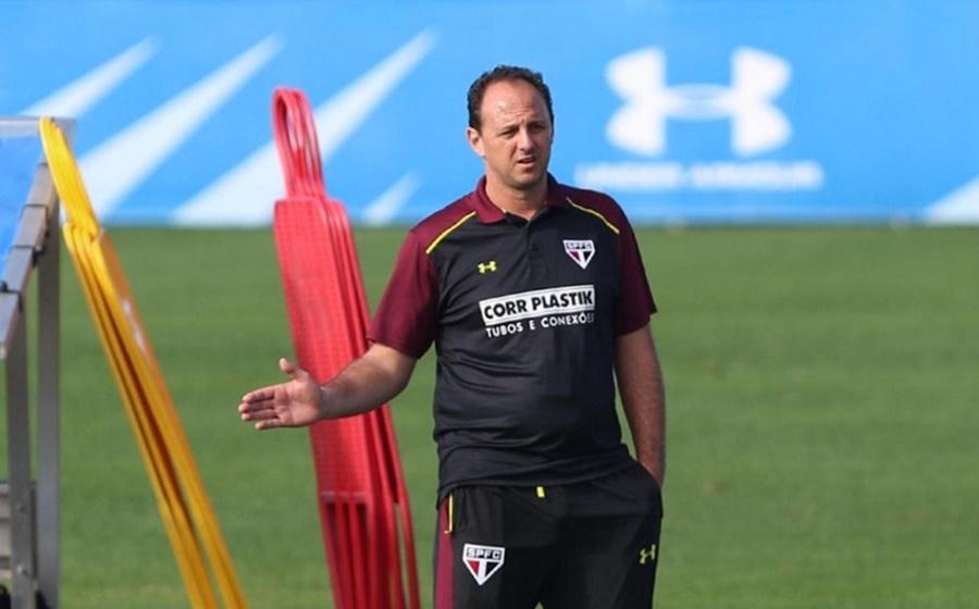 Imagem: Rogerio Ceni Rogério Ceni é confirmado como o nono treinador do São Paulo